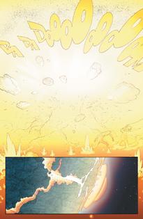Destruccion del Battleworld