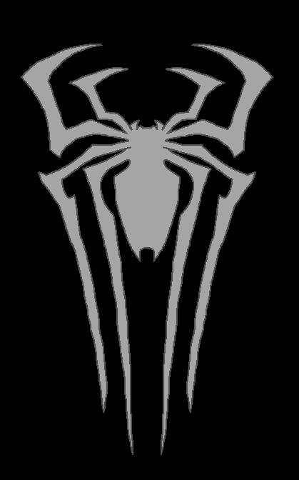 Image Tasm Style Symbiote Spider Man Symbol By Foxmaster55 D9dj7mb