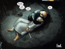 Jmaeson muerte de su esposa