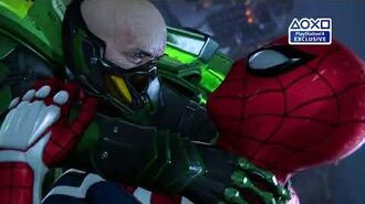 Marvel's Spider-Man PS4 Gameplay Trailer PlayStation 4 E3 2018