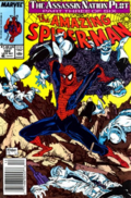 The Amazing Spider-Man Vol 1 322