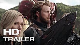 """AVENGERS INFINITY WAR - New Official TV Spot """"We Fight"""" HD (2018)"""