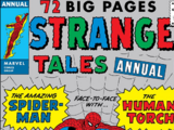 Strange Tales Annual Vol 1 2