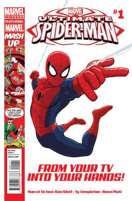 Ultimate Spider-Man Adventures Vol 1 1