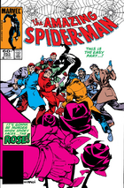 The Amazing Spider-Man Vol 1 253