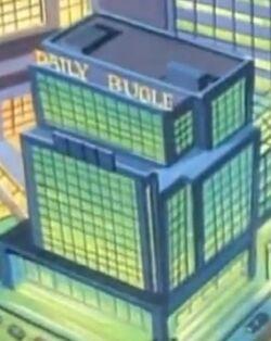 Daily Bugle (Earth-92131)