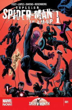 Superior Spider-Man Team-Up Vol 1 1