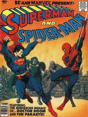 SupermanSpider-Man