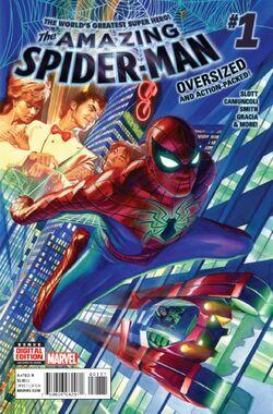 Amazing Spider-Man Vol. 4 -1