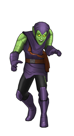 Norman Osborn (Earth-TRN562) from Marvel Avengers Academy 001