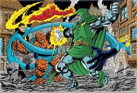 Fantastic-Four-vs-Doctor-Doom