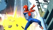 Spider-Man Unlimited Spider-Punk