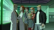Curtis, Martha, William, Eddie, Gwen y Peter - Interactions