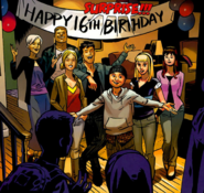 Happy Birthday Peter Parker (Earth-1610)
