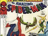 Amazing Spider-Man Annual (Volume 1)