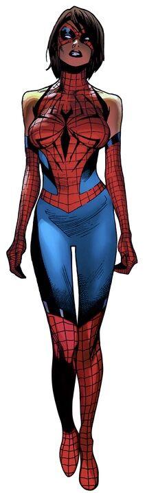Spider-Girl Barton