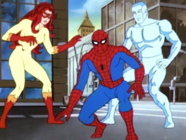 Spider-Friends