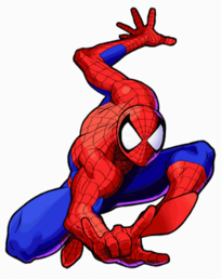 Spider-Man Capcom