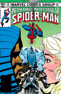 Peter Parker, The Spectacular Spider-Man Vol 1 82