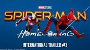 SPIDER-MAN HOMECOMING - Trailer Internacional 3 (HD)