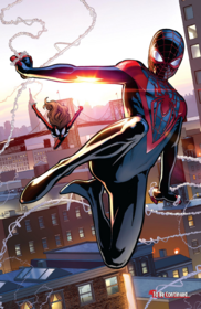 Miles regresa a ser Spider-Man