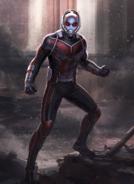 Ant-Man CW Costume Concept