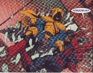 Roderick vs. the Superior Spider-Man
