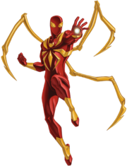 Iron Spider Cho