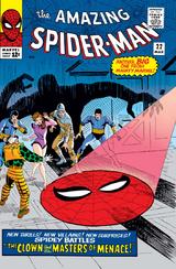 Amazing Spider-Man Vol 1 22