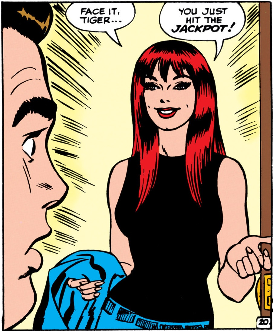 Mary Jane Watson (Earth-616) | Spider-Man Wiki | FANDOM