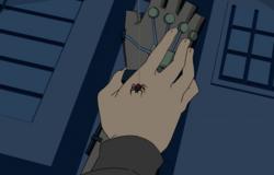 Peter mordida de araña