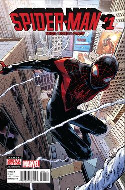 Spider-Man Vol. 2 -1