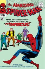 Amazing Spider-Man Vol 1 10