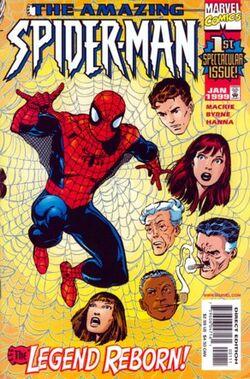 Amazing Spider-Man Vol 2 1
