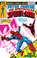 Peter Parker, The Spectacular Spider-Man Vol 1 26