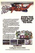 Spider-Man vs. The Kingpin Genesis ad
