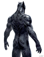 Black Panther Concept Art 3