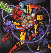Doc Ock vs. Iron Man
