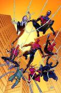 Spider-Geddon Vol 1 1 Garrón Variant Textless