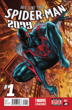 Spider-Man 2099 Vol 2 1