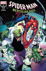 Spider-Man: Reptilian Rage Vol 1 1