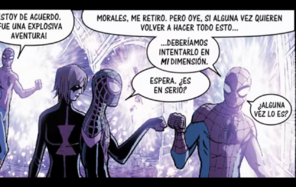 Peter and morales