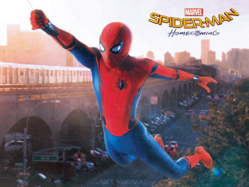 Spider-Man Homecoming promo art 1