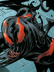 Cletus Kasady (Earth-616) and Carnage II (Klyntar) (Earth-616) from Venomized Vol 1 3 002