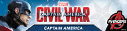 Cap Civil War Promocional