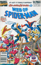 Web of Spider-Man Annual Vol 1 5