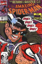 The Amazing Spider-Man Vol 1 339