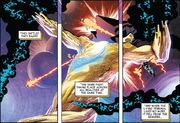 The Beyonders vs the Living Tribunal