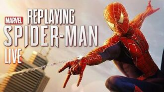 Re-Playing Spider-Man PS4 in The Raimi Suit (Spider-Man 2) Live Archive