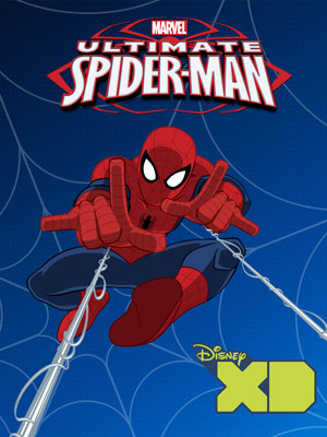Ultimate Spider Man 2012 TV Series